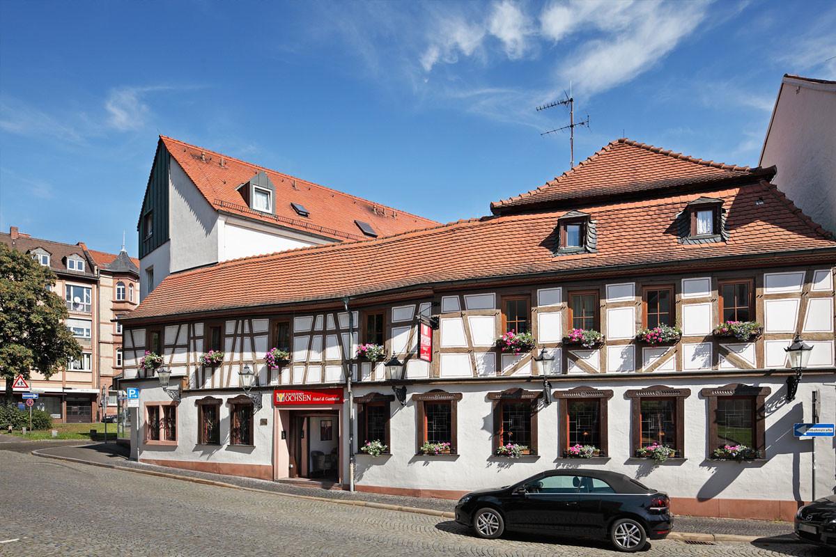 hotel aschaffenburg zum goldenen ochsen 3. Black Bedroom Furniture Sets. Home Design Ideas